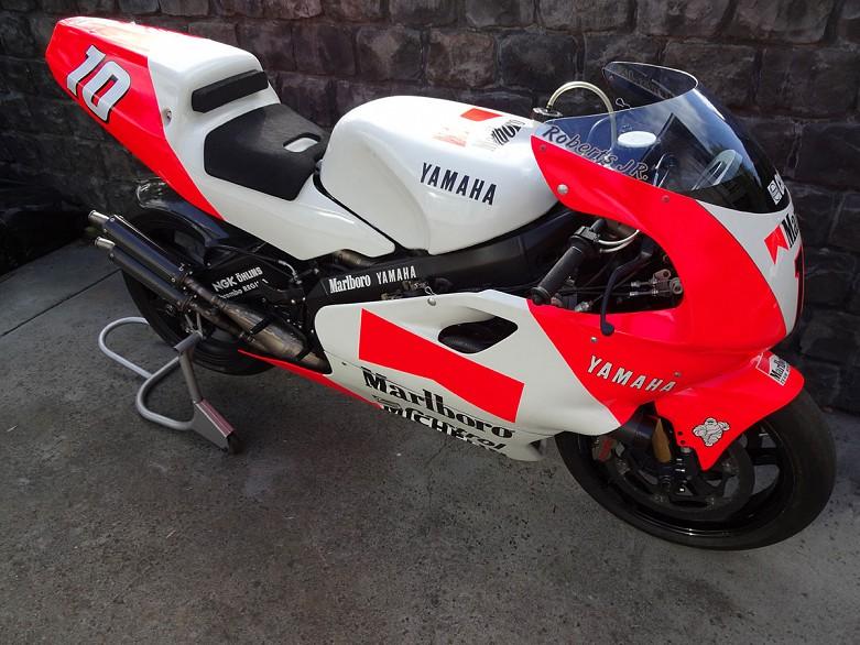 1996 Marlboro Yamaha YZR500 Ex Kenny Roberts Jr.