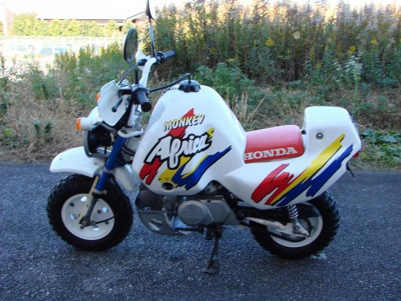 1992 honda monkey africa z50 rmd motors for Honda northern blvd