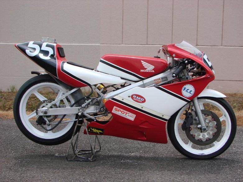 1990 Honda RS125R NF4 RS125 - RMD Motors