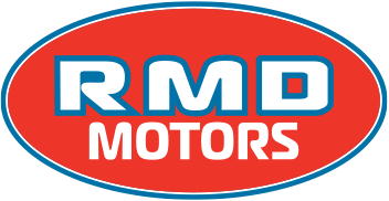 RMD Motors Retina Logo