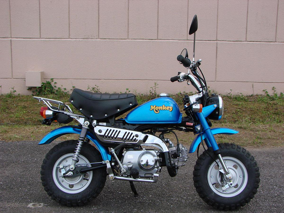 New Honda Monkey Bike Accessories Bcca 1970 125cc Motorcycle
