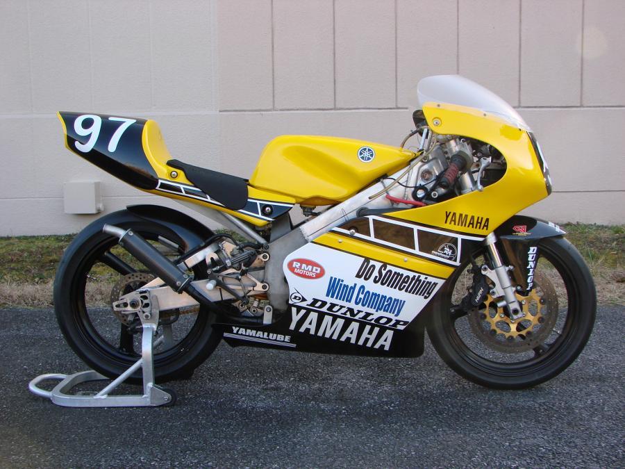 2000 Yamaha Tz125 Rmd Motors