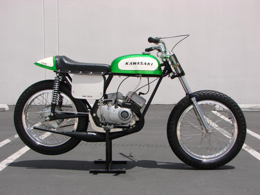 1970 vantech kawasaki g31m - rmd motors