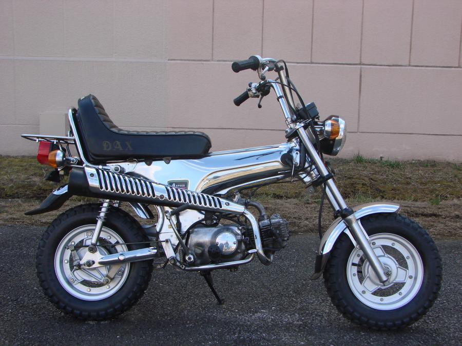 Dirt Track Cars For Sale >> 1981 Honda Chrome Dax Special ST50 - RMD Motors